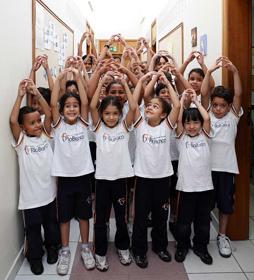 A Escola para Crianças Surdas Rio Branco<br />valoriza a cultura surda