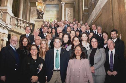 Grupo que formou a Jornada Técnica do Instituto Brasileiro de Governança Corporativa