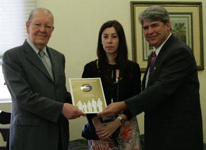Eduardo de Barros Pimentel, Daniela Neves e Marcos Buim